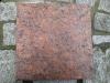 Granit-Platten (aus VANGA - ein importiertes, skandinavisches Material) geflammt – unterschiedliche Größen/Maßen