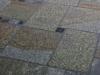 """Speziell, veraltete """"Antik-Platten"""", Krustenplatten aus Granit - Variante A: die obere Fläche und Kanten geflammt (Granit Mittelkorn heutzutage nicht erhältlich)..., Granit aus Polen, Platten für den Garten- und Landschaftsbau, Gehwegplatten, Abdeckplatten, Polygonalplatten, Terrassenplatten, Naturstein aus Polen, unterschiedliche Farben, Formate"""