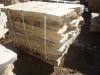 Polygonal-Platten aus Sandstein, grau-gelb (Sandstein aus Polen), Platten für den Garten- und Landschaftsbau, Gehwegplatten, Abdeckplatten, Polygonalplatten, Terrassenplatten, Naturstein aus Polen, unterschiedliche Farben, Formate