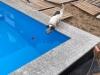 Granit-Platten (Granit aus Polen), Platten für den Garten- und Landschaftsbau, Gehwegplatten, Abdeckplatten, Polygonalplatten, Terrassenplatten, Naturstein aus Polen, unterschiedliche Farben, Formate - Foto von unseren Kunden