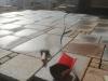 """""""Antikplatten"""", """"Gredplatten"""", """"Krustenplatten"""", veraltete Platten (trocken - Beispiel)..., Granit aus Polen, Platten für den Garten- und Landschaftsbau, Gehwegplatten, Abdeckplatten, Polygonalplatten, Terrassenplatten, Naturstein aus Polen, unterschiedliche Farben, Formate"""