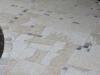 """Speziell, veraltete """"Antik-Platten"""" aus Granit - Variante A: die obere Fläche und Kanten geflammt"""
