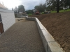 Unsere Granit-Quader aus Polen schon in der Schweiz... Granit-Mauersteine aus Polen / Naturstein-Mauer / Granit-Mauer / Wasserbausteine, grau, Mittelkorn, gesägt-gespalten (Granit-Mauersteine aus Polen) - Foto von unseren Kunden, Mauersteine für eine Natursteinmauer, Polengranit, preisgünstige Mauersteine und Wasserbausteine