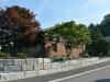 Natursteinmauer / Naturstein-Mauer / Granit-Mauer... Granit-Mauersteine, grau, Mittelkorn, allseitig gespalten (Granit-Mauersteine aus Polen), Mauersteine für eine Natursteinmauer, Polengranit