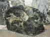 Monolithen aus Serpentin - Serpentinit