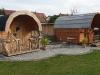 Kostka granitowa, szara, średnioziarnista, łupana i otaczana (polski mrozoodporny granit) - zdjęcie wykonane przez naszych klientów
