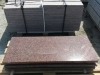 Płyty z granitu (VANGA), polerowane