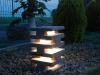 Wyroby z kamienia polnego; dekoracyjne latarnie kamienne i inne wyroby architektury krajobrazu w różnorodnych formach i kolorach