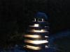 Laterne aus Feldstein, rustikale oder moderne und bunte Laternen aus Natursteinen, Laterne für den Garten, Laterne für das Haus, unterschiedliche Größen, Farben und Formen, Feldsteine aus Polen, Natursteine aus Polen, Das ist nur ein Beispiel. Naturprodukt, Unikat; Es kann sein, dass dieses Sortiment verkauft worden ist.
