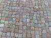 Pflaster / Pflastersteine aus Feldsteinen, rustikale, bunte Pflaster aus Natursteinen, Naturstein-Pflastersteine aus Polen, Pflaster für den Garten- und Landschaftsbau, unterschiedliche Farben und Formate, Feldsteine aus Polen, Das ist nur ein Beispiel. Naturprodukt, Unikat; Es kann sein, dass dieses Sortiment verkauft worden ist.