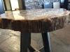 Wyroby z kamienia polnego; stoły, blaty, meble, ławki ogrodowe i inne wyroby architektury krajobrazu