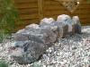 Wyroby z kamienia polnego; dekoracyjne kamienie ogrodowe i inne wyroby architektury krajobrazu w różnorodnych formach i kolorach