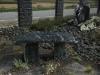 Meble ogrodowe z serpentynitu