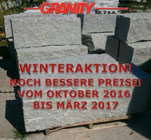 WINTERAKTION 2016-2017