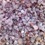 Splitt aus Kalkstein 8-16 mm